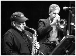 Phil Woods & Bob Lark